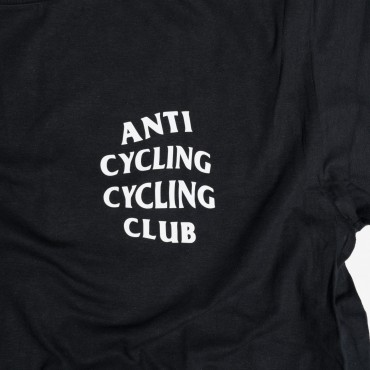 'Anti Cycling Cycling Club' Tee