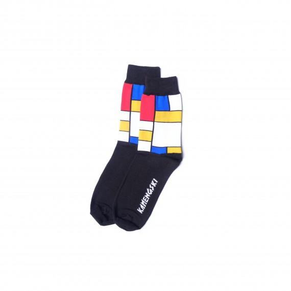 Kamengski MONDRIAN Socks
