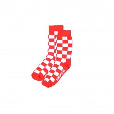 Kamengski CHECK RED Socks