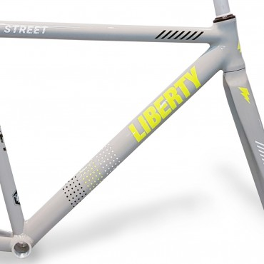 Liberty Street Frameset - Seal Grey