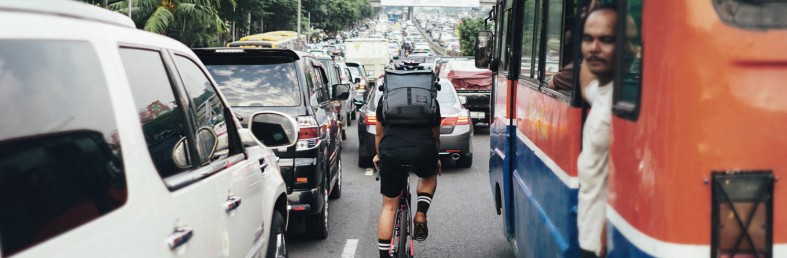 How to ride Jakarta without losing your sanity